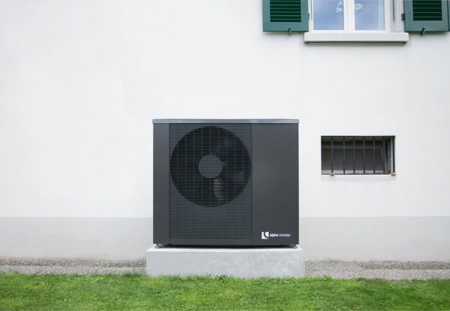 alpha innotch Wärmepumpe Alira Luft-Wasser-Wärmepumpe vielseitig einsetzbar Highlight KlimaWelten